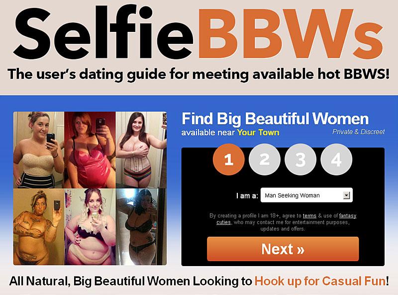 Selfie Bbw