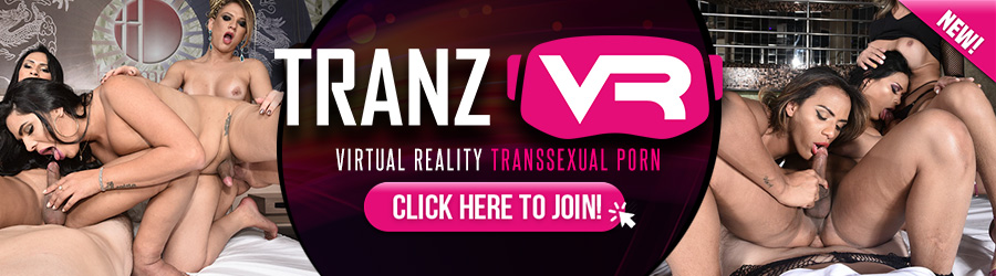 Virtual Reality Transsexual Porn